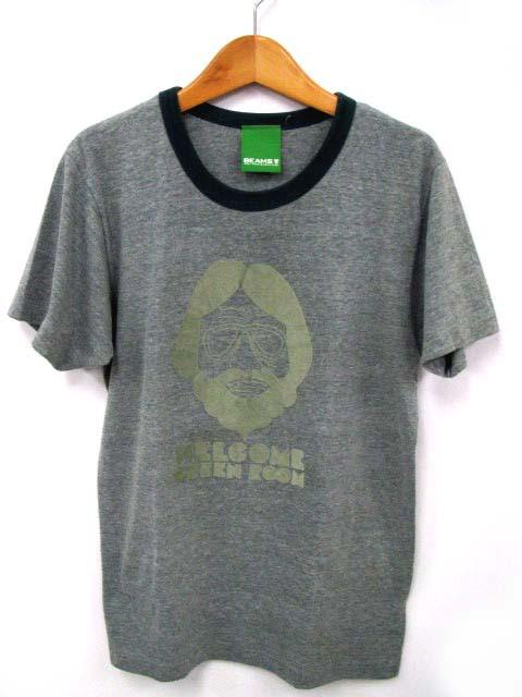 ビームスティ BEAMS T Tシャツ カットソー プリ...