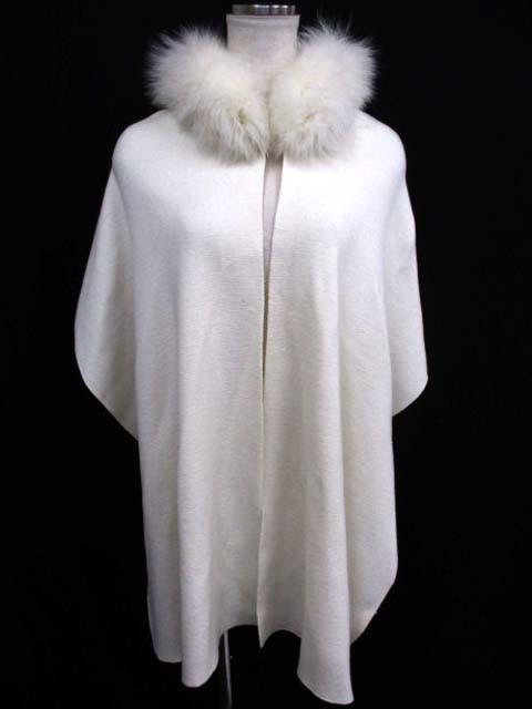 チェスティ Chesty Hood Fur Muffler フード付 フ...