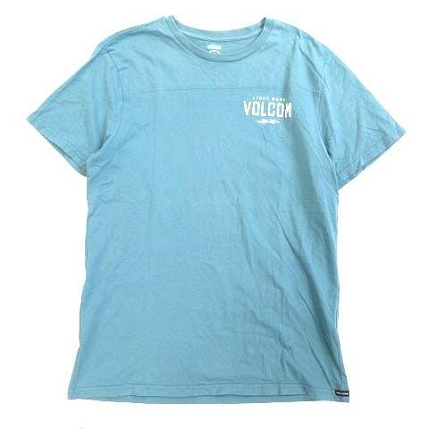 【中古】ボルコム VOLCOM Tシャツ カットソー 半...