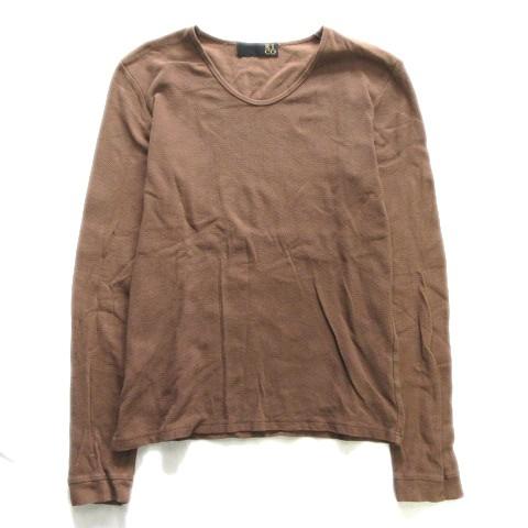 【中古】リコ RICO Tシャツ カットソー 長袖 丸首...