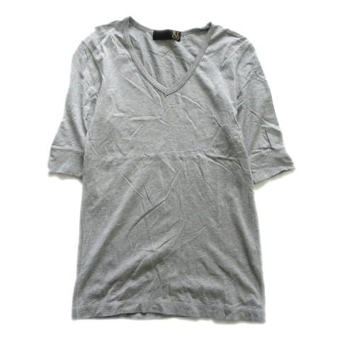 【中古】リコ RICO Tシャツ カットソー Vネック ...