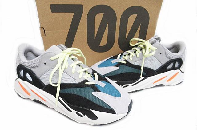 アディダス adidas YEEZY BOOST 700 WAVE RUNNER ...