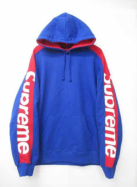 シュプリーム 18SS Sideline Hooded Sweatshirt ...
