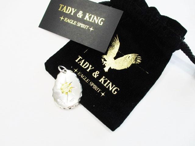 タディ&キング TADY&KING イーグル 金メタル付た...