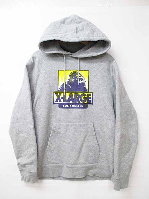 エクストララージ DRIPPING OG PULLOVER HOODED ...