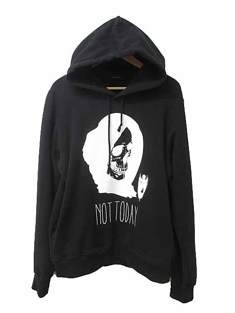 アンダーカバー UNDERCOVER 17AW NOT TODAY HOODI...
