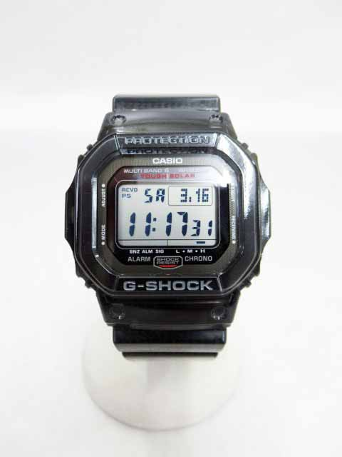 0a43c92ce8 カシオジーショック CASIO G-SHOCK GW-S5600 ソーラー電波 腕時計 【ブランド古着