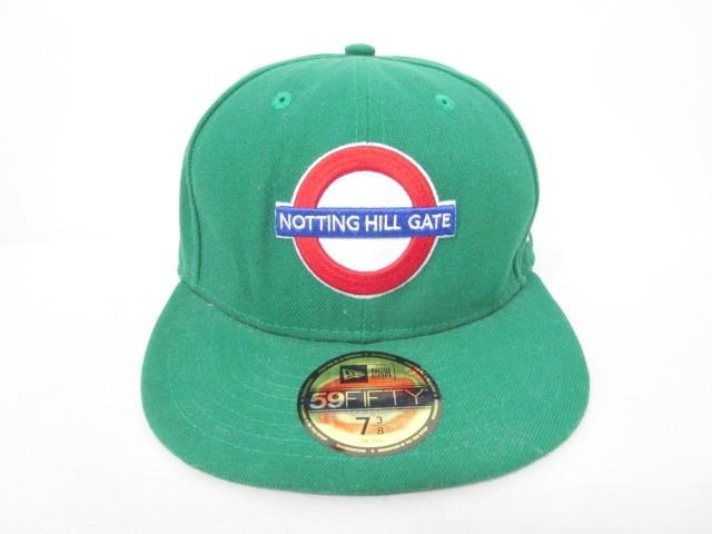 ニューエラ NEW ERA キャップ 帽子 ロゴ 刺繍 緑 ...