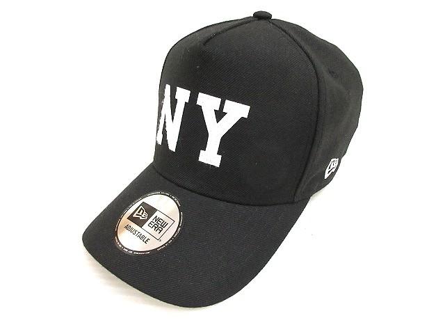 【中古】ニューエラ NEW ERA キャップ 野球帽 NY ...