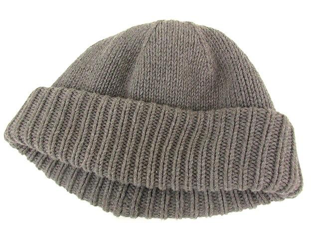 クレプスキュール crepuscule ニットキャップ 帽...