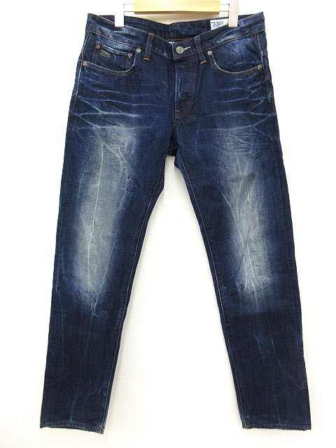 ジースターロウ G-Star RAW 3301 LOW TAPERED USE...