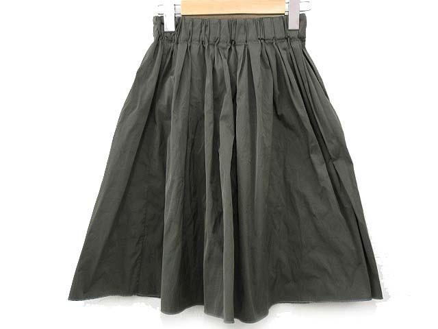 ブリスポイント BLISSPOINT スカート 膝丈 フレア...