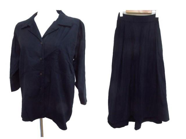 garde-robe ブラウスXスカートセットアップ 上下 ...