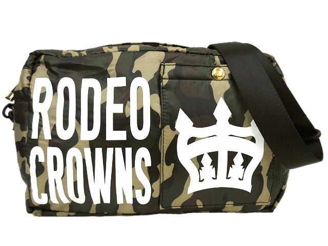 ロデオクラウンズ Rodeo Crowns 3WAY ショルダー ...