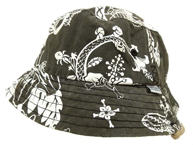 ステューシー STUSSY BUCKET HAT バケットハット ...