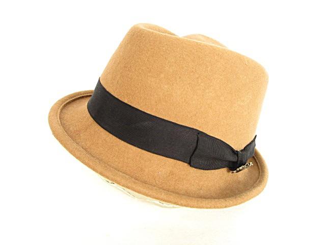ルージュヴィフ Rouge vif ハット 帽子 グログラ...