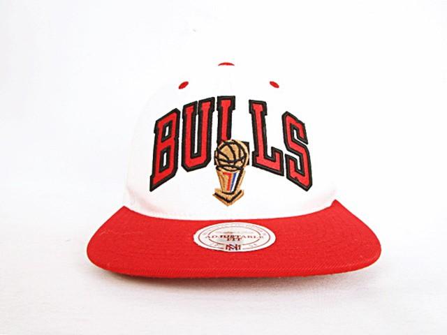 ミッチェル&ネス Mitchell & Ness NBA BULLS ブ...