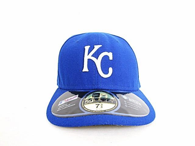 ニューエラ NEW ERA オーセンティック KC Kansas ...