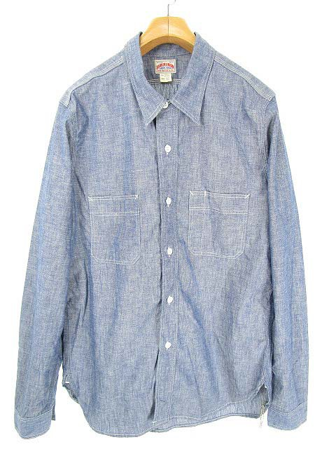 ザリアルマッコイズ THE REAL McCOY'S CHAMBRAY S...