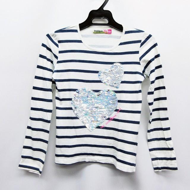 【中古】デシグアル Desigual Tシャツ カットソー...