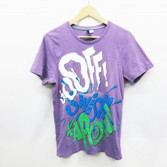 【中古】エイチ&エム H&M DIVIDED Tシャツ カット...