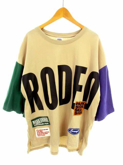 【中古】ロデオクラウンズ Rodeo Crowns AROUND L...