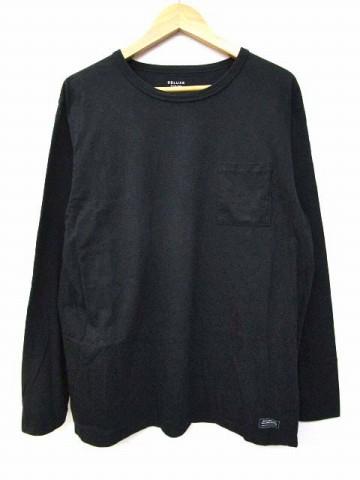 デラックス Deluxe Tシャツ 長袖 ポケット カット...
