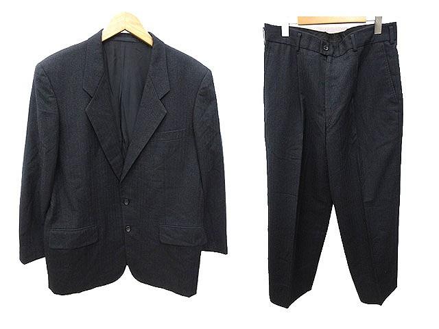 コムデギャルソンオム スーツ シングル 2B セット...