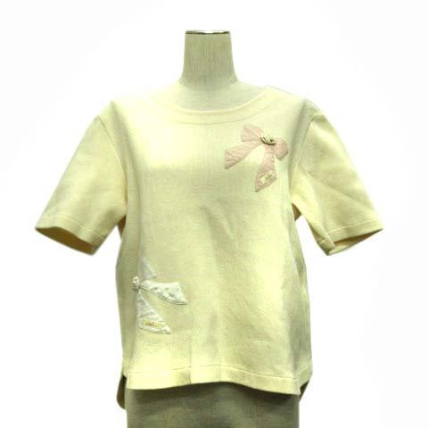アンリコ ANLICO Tシャツ カットソー 半袖 丸首 ...