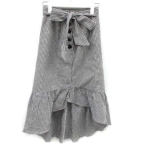 【中古】リリーブラウン 18SS スカート ロング マ...