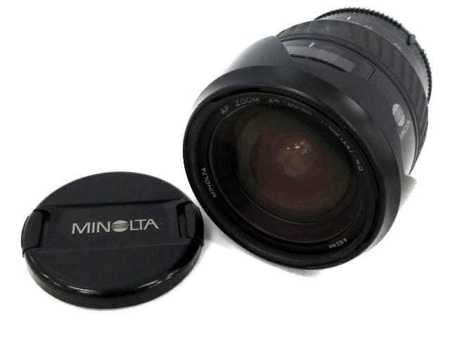 ミノルタ MINOLTA レンズ AF ZOOM 24-85mm 1:3.5...