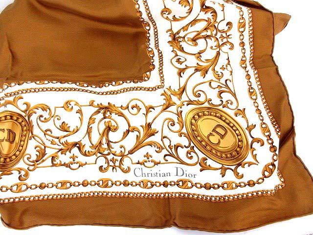 クリスチャンディオール Christian Dior スカーフ...