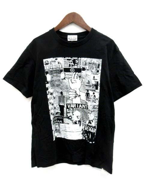 シーイー C.E Tシャツ カットソー プリント 半袖 ...