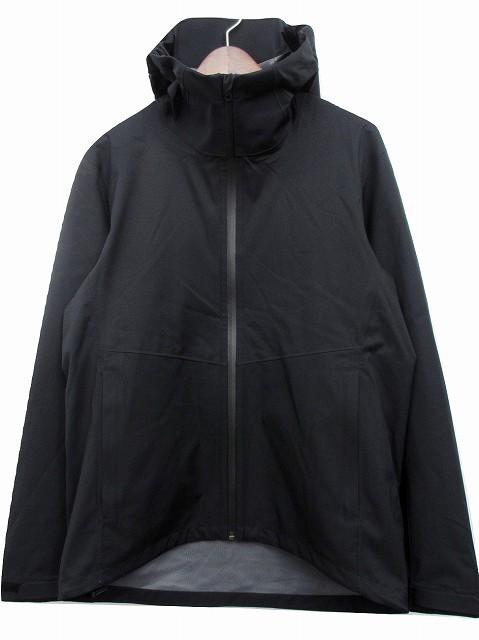 【中古】ユニクロ ウォームアップジャケット M 黒...