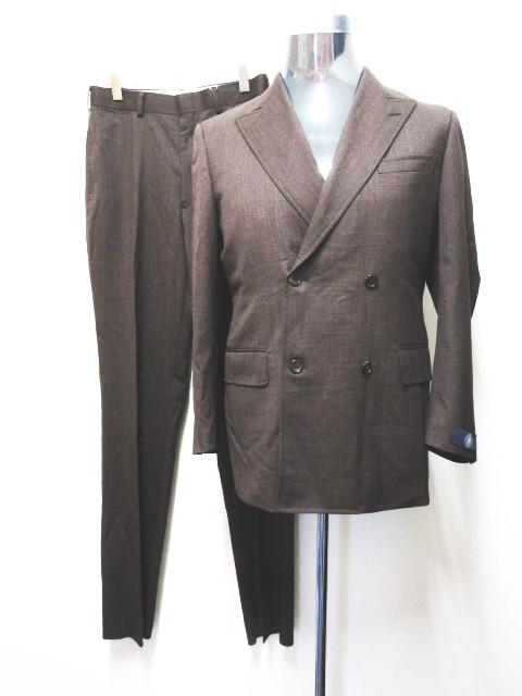 未使用品 J.PRESS スーツ セットアップ 上下 チェ...