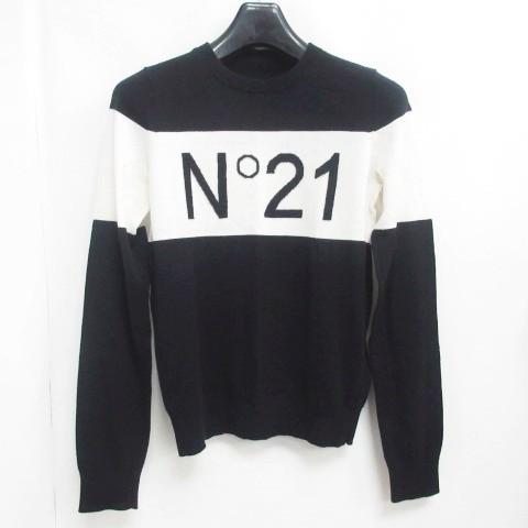 【中古】ヌメロヴェントゥーノ N°21 長袖 ニット...