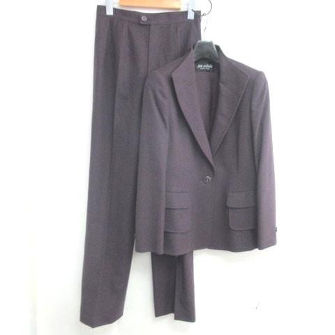 【中古】ジュンアシダ jun ashida パンツ スーツ ...