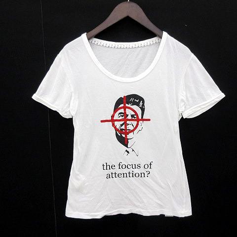 ミスターハリウッド N.HOOLYWOOD Tシャツ プリン...