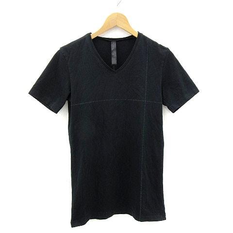 ダブルジェイケイ wjk Lockstitch S/S Tシャツ 半...