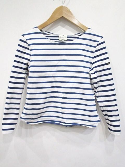 23区 オンワード樫山 バスクシャツ Tシャツ ボー...