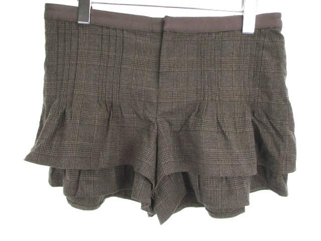 JILL STUART キュロットスカート ショートパンツ ...
