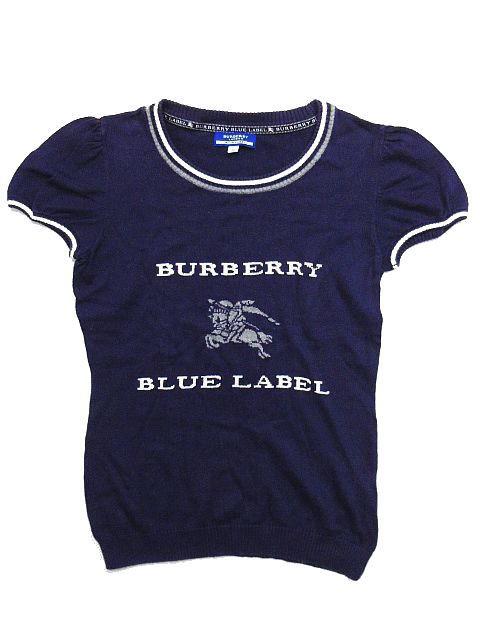 バーバリーブルーレーベル BURBERRY BLUE LABEL ...