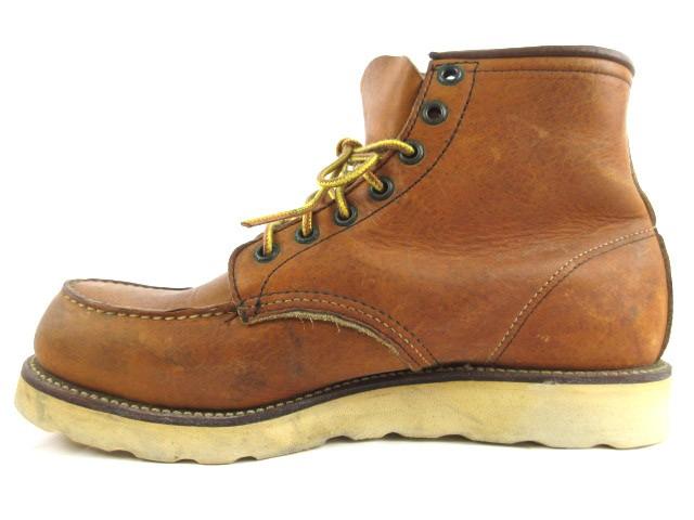 レッドウィング REDWING ブーツ 875 97年 犬刻印 ...