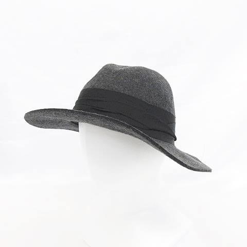 【中古】未使用品 ザラ ZARA accessories 小物 帽...