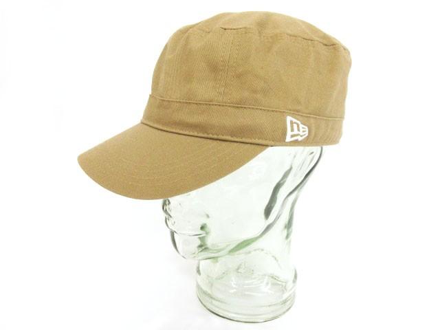 ニューエラ NEW ERA 帽子 ワークキャップ ロゴ 56...