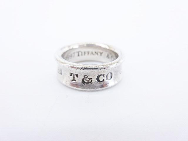 ティファニー TIFFANY & CO. リング 指輪 ナロー...