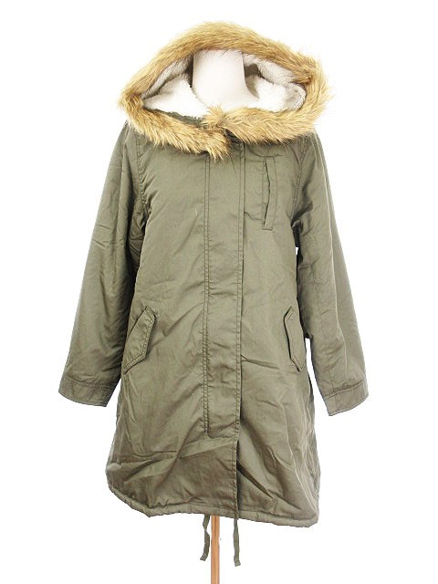 EARTH MUSIC & ECOLOGY Natural Label モッズコー...
