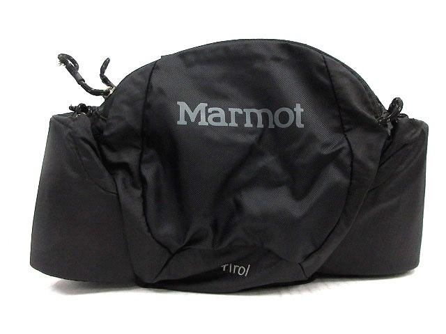 マーモット MARMOT バッグ ウエスト ボディ ナイ...