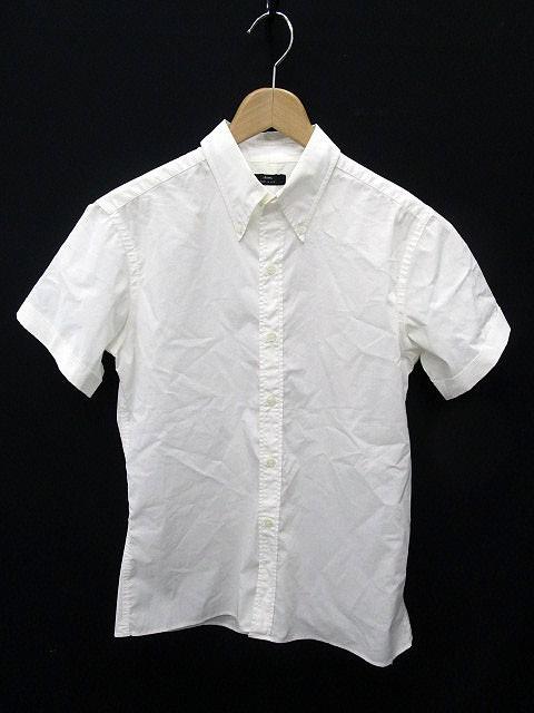 ダブルジェイケイ wjk ボタンダウンシャツ 半袖 M...