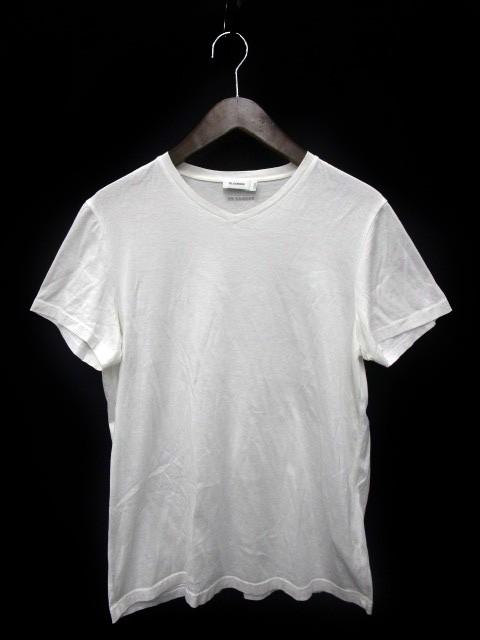 ジルサンダー JIL SANDER Tシャツ カットソー 半...